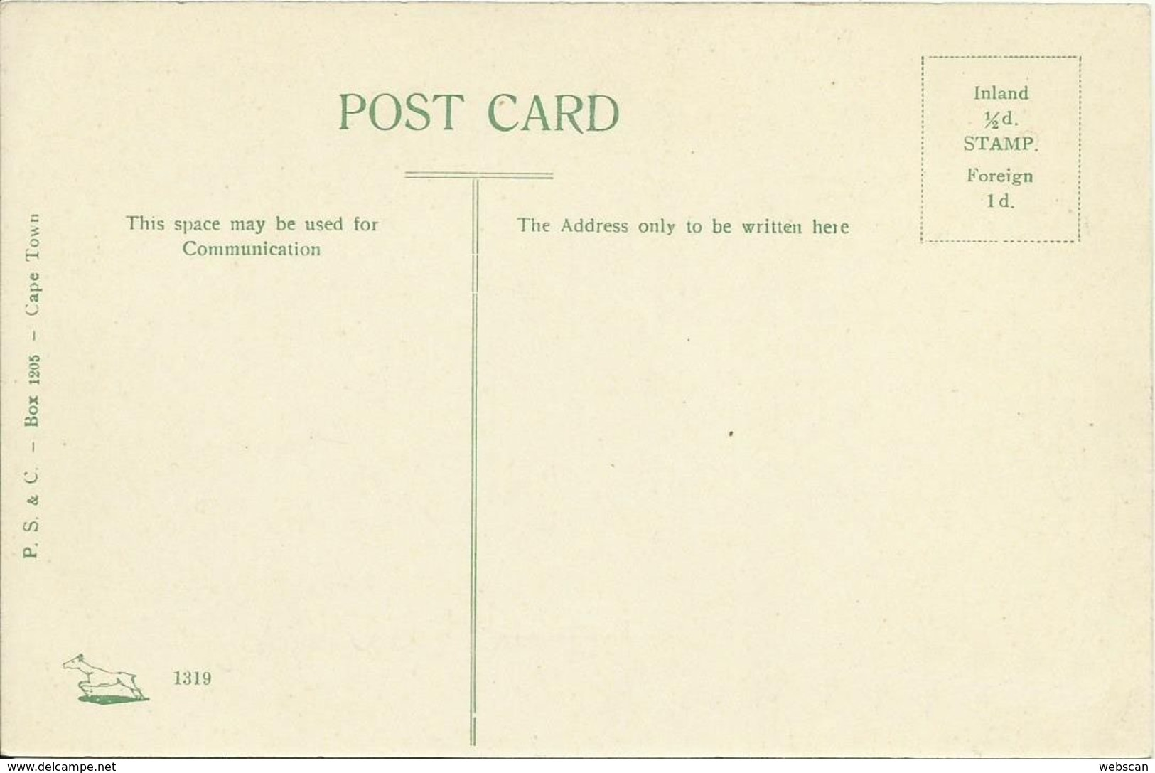 AK / PC Südafrika South-Africa Johannesburg Florida Lake Tea Rooms Color ~1905 #03 - Südafrika