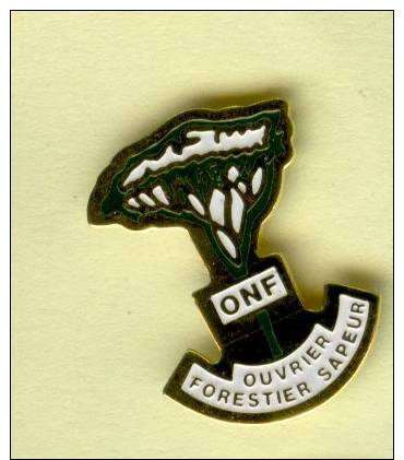 ONF Ouvrier Forestier Sapeur. - Unclassified