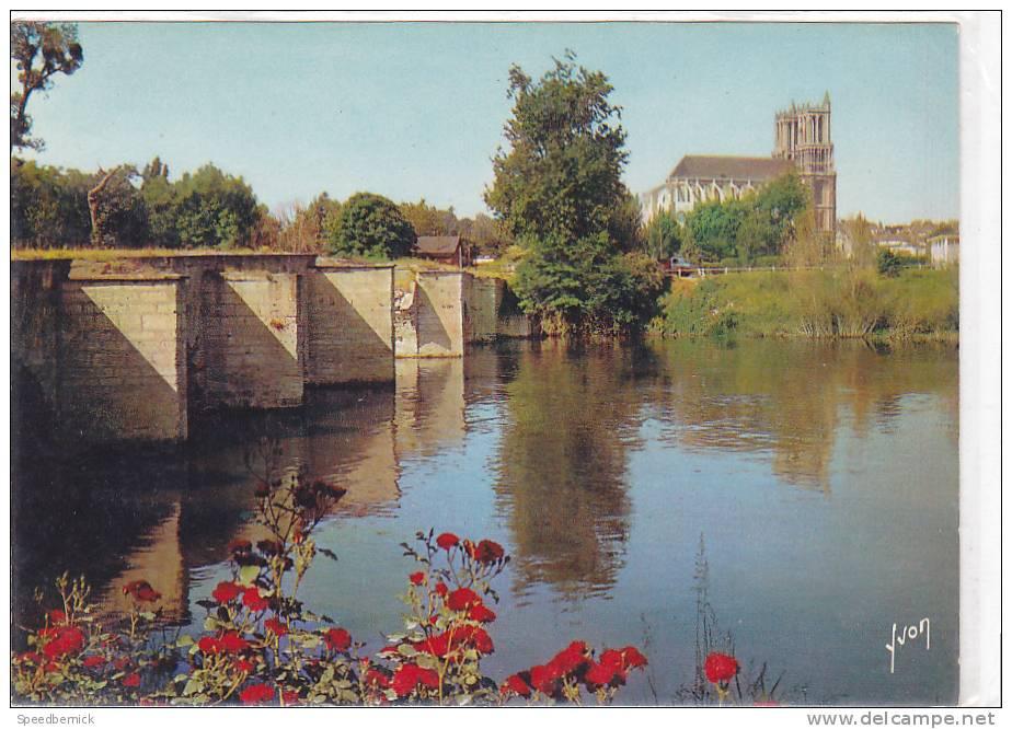 17838 MANTES -le Vieux Pont Sur La Seine -Yvon EKB 6358 - Mantes La Ville