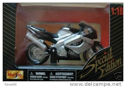 """DIVERS  Moto  """"  Yamaha 1000 Thunderace  """" - Motos"""