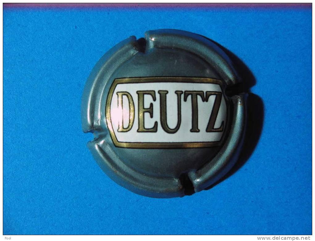 CAPSULE MUSELET CHAMPAGNE Deutz - Deutz