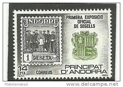 ANDORRA-ESTOS SELLOS O UNOS SIMILARES SIN  FIJASELLOS+++ CATALOGO M. ABAD Nº 152 - Nuevos