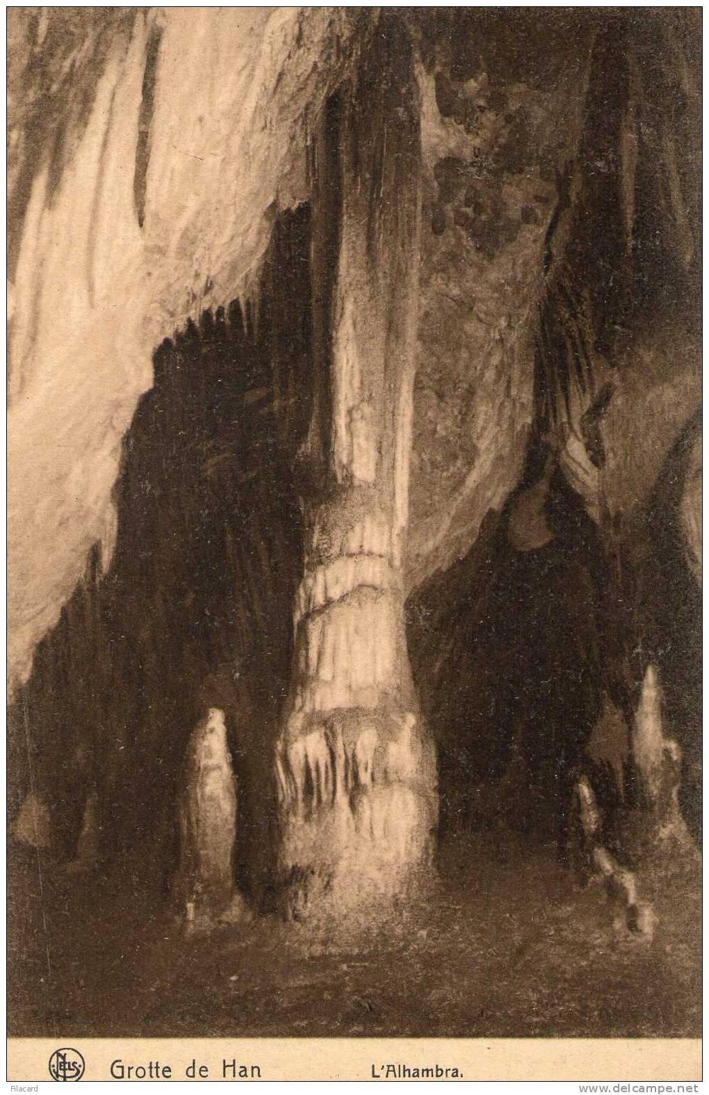 "14648    Belgio,   Grottes  De  Han,  L""  Alhambra,  NV - Rochefort"