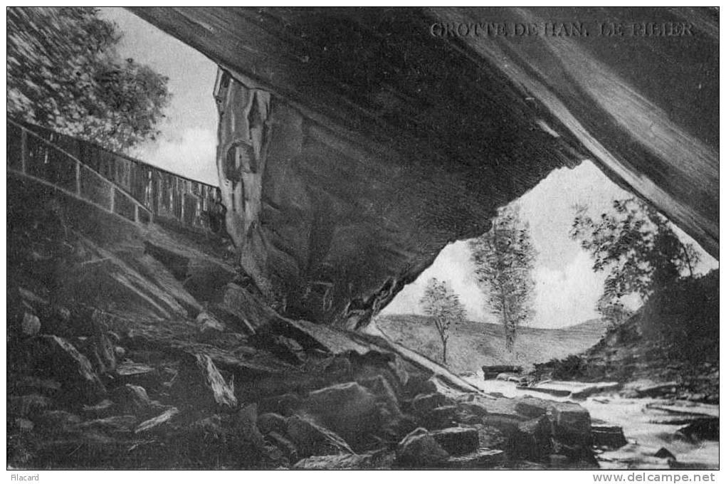 14651    Belgio,   Grottes  De  Han,  Le  Pilier,   NV - Rochefort