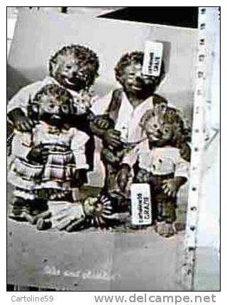 MECKI  E TUTTA LA FAMIGLIA VB1958 DA1516 - Mecki