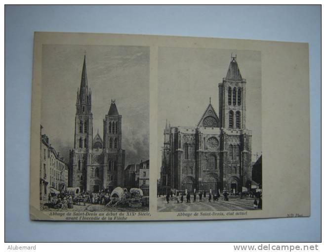 Saint-Denis , Abbaye - Saint Denis
