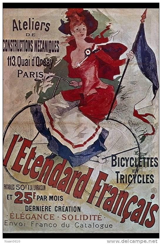 [Y33-47 ] Bike, Bicycle, Cycling  Vélo, Bicyclette, Fahrrad, Postal Stationery -- Articles Postaux -- Postsache F - Vélo