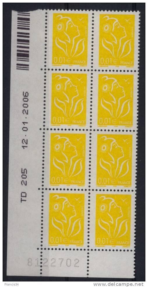 N° 3731 - X X - Daté 12/01/06 - 2000-2009