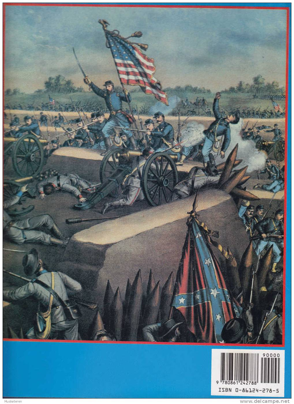 History Of The US ARMY By James M. Morris - Forces Armées Américaines