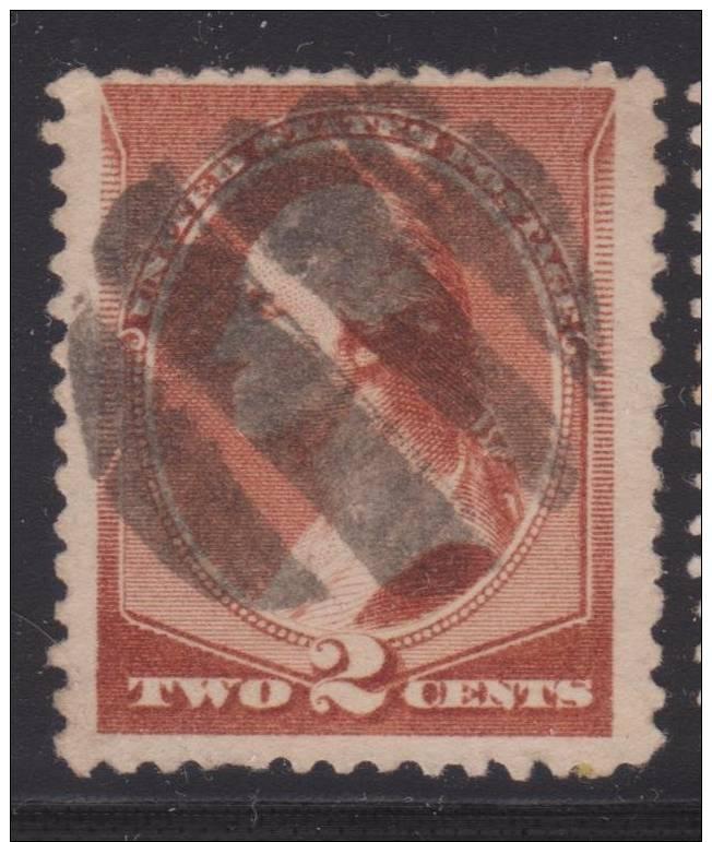 1870-88 1¢ BANKNOTE FANCY CANCEL 600 DPI IMAGE °  FREE  SHIPPING - Usados