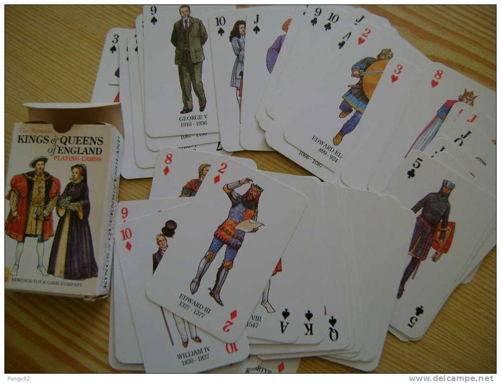 54 Cartes émises Par Les éditions Dusserre Paris, Tel  45. 89. 40 .21 Très Imagées - 54 Cartes