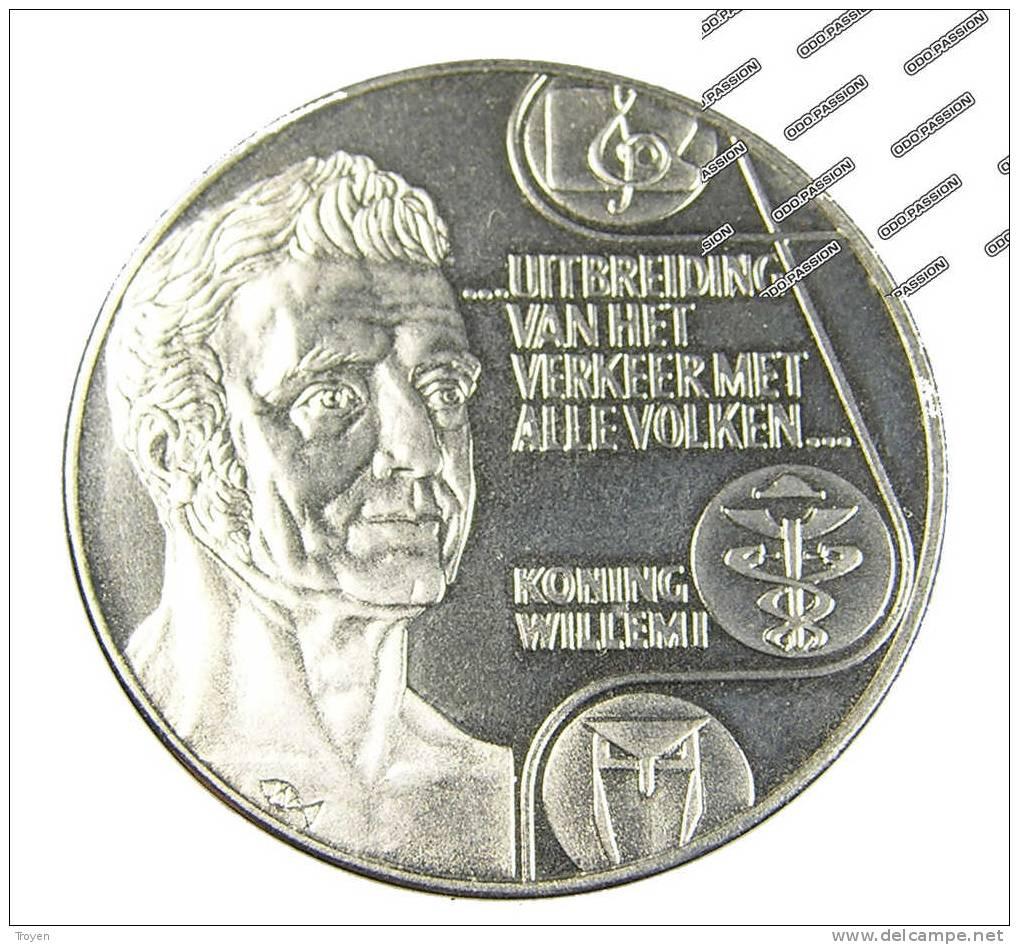 Hollande - 10 Ecu - 1992 - Cu.Ni - Sup - Pays-Bas