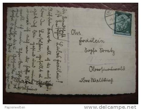 Sasbach - Leiselheim / Poststelle - Sasbach