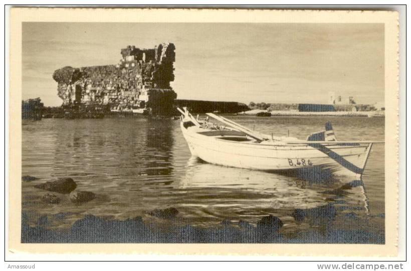 Lebanon PC Greeting Lebanese Tourism General Egypt Boat - Lebanon