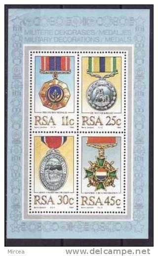 Afrique Du Sud 1984 - Bloc Michel No.16 Neuf** - Blocs-feuillets