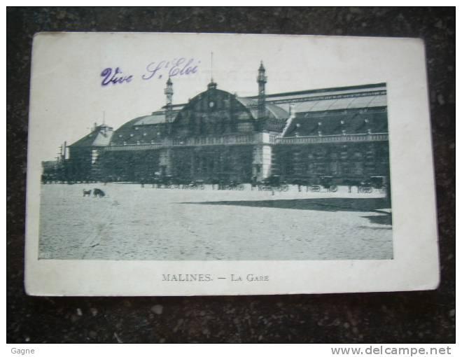 11K - La Gare Vive St élois - Machelen