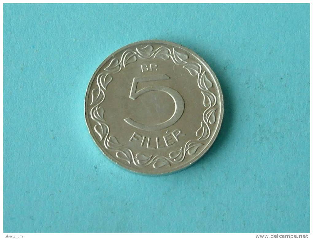 1970 BP - 5 FILLER / KM 549 ( For Grade, Please See Photo ) ! - Hungary