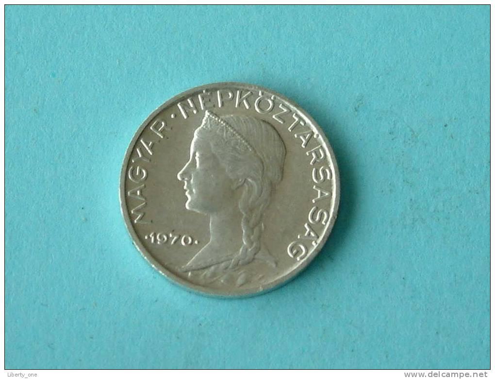 1970 BP - 5 FILLER / KM 549 ( For Grade, Please See Photo ) ! - Hongrie
