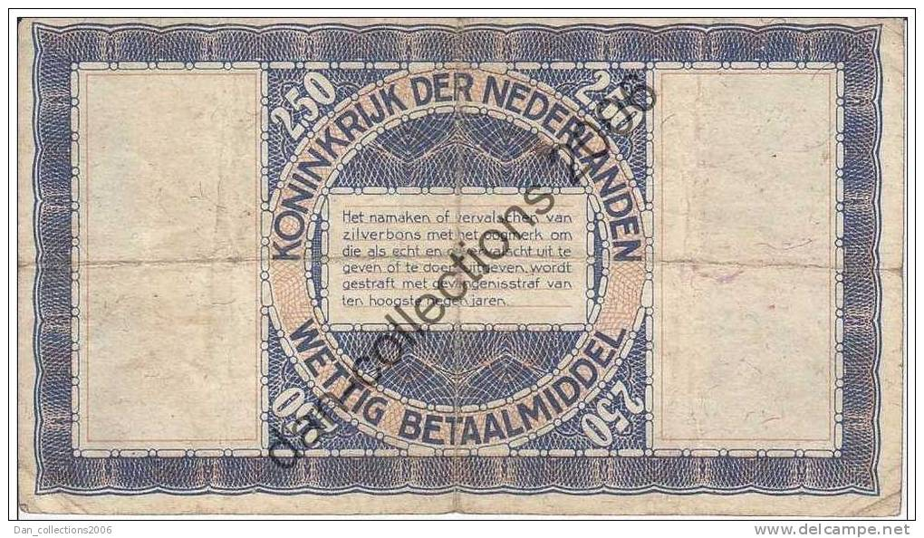 LOT N° A42  *PAYS BAS*2.5 GULDEN* ZILVERBON*01.OCTOBRE.1938 *SERIE BF* - [2] 1815-… : Regno Dei Paesi Bassi