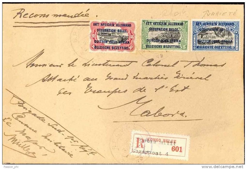 1916-22: lettres - Delcampe.be