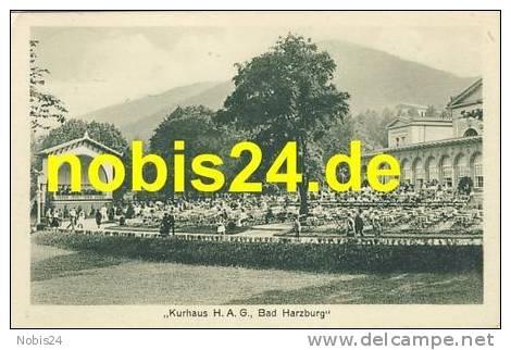 0000386492 38667 Bad Harzburg Kurhaus H.A.G. O 21.8.1926 - Bad Harzburg