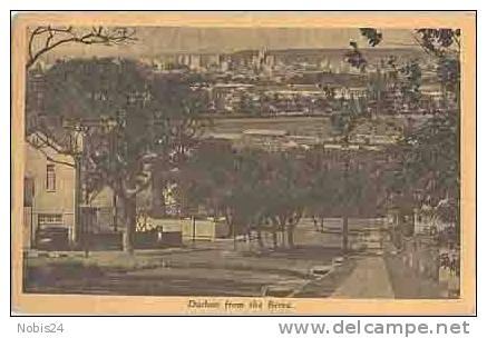 101831 Südafrika Durban From The Berea, * Ca.1930 Erh.II - Südafrika