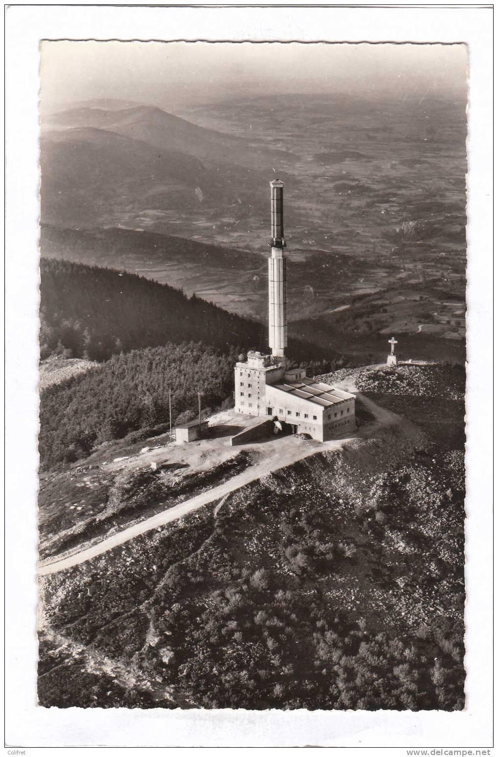 42 - Le Mont Pilat         La Tour De Télévision - Mont Pilat