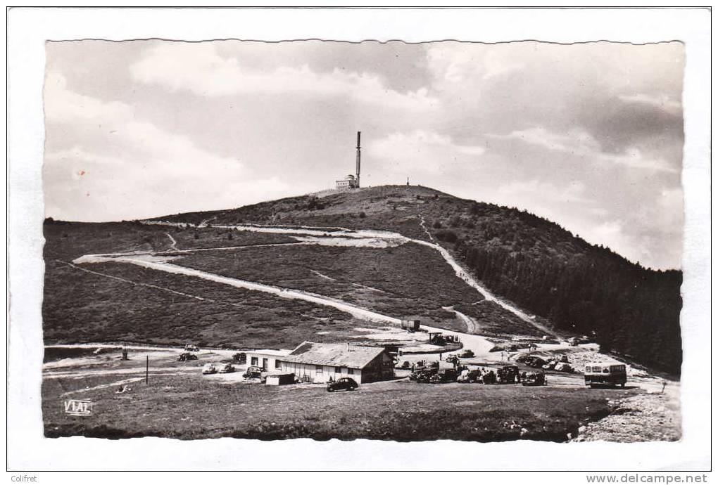 42 -  Mont Pilat           Col Et Crêt De L'OEillon - Mont Pilat
