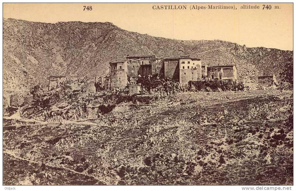 Castillon Altitude 740 M - Non Classés