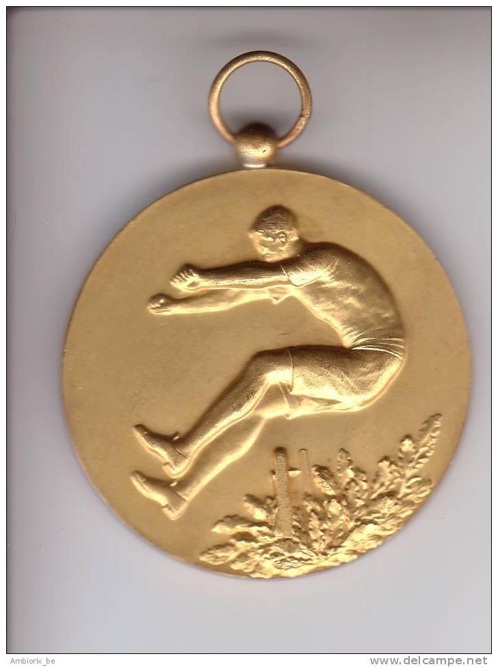 Médaille De Sport - Professionals / Firms