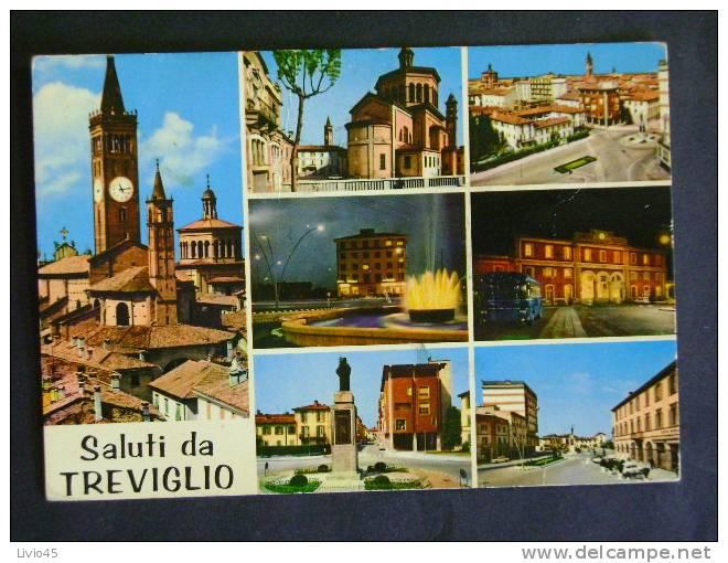 LOMBARDIA -BERGAMO -TREVIGLIO -F.G. LOTTO N°91 - Bergamo