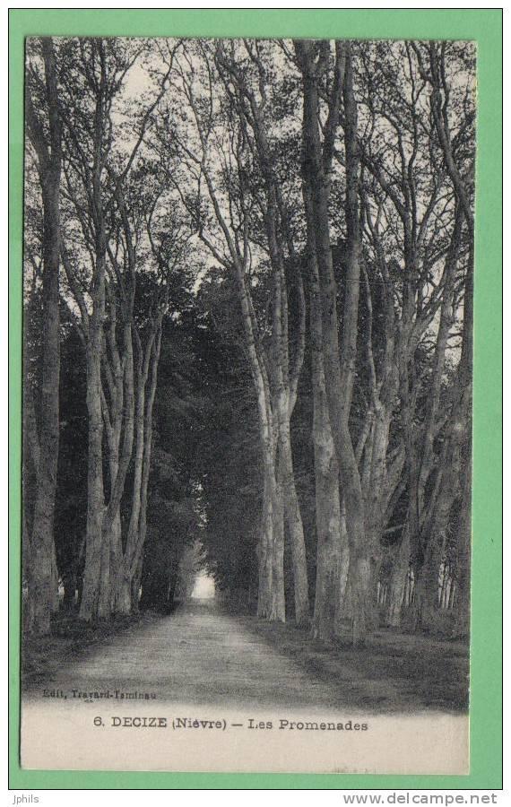 ( 58 ) DECIZE Les Promenades - Decize
