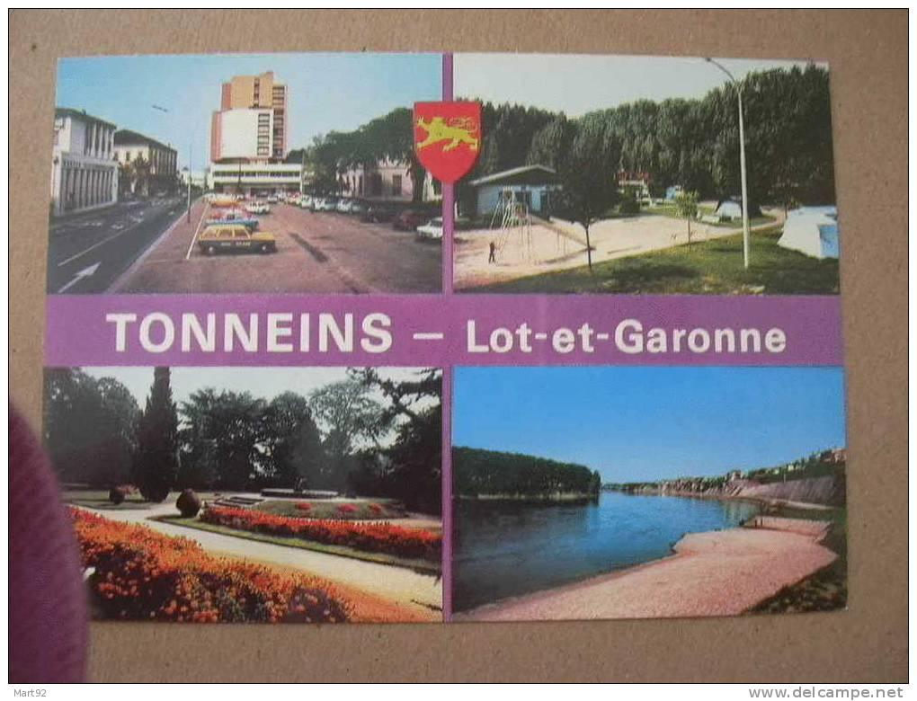 47 TONNEINS - Tonneins