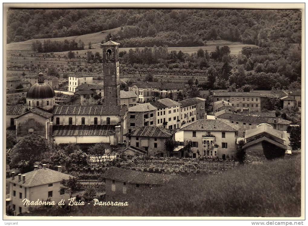 MADONNA DI BUIA (UDINE) PANORAMA - Udine