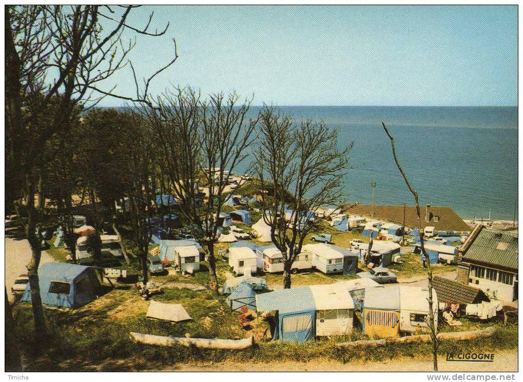 (39)  FECAMP - Le Camping - Fécamp