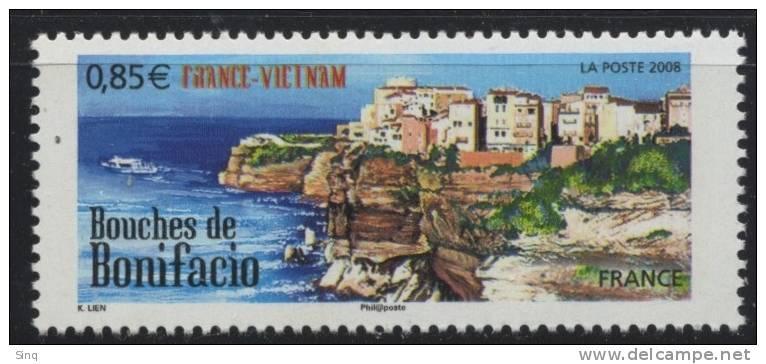 N° 4285  Bouches De Bonifacio , Faciale 0,85 € - France