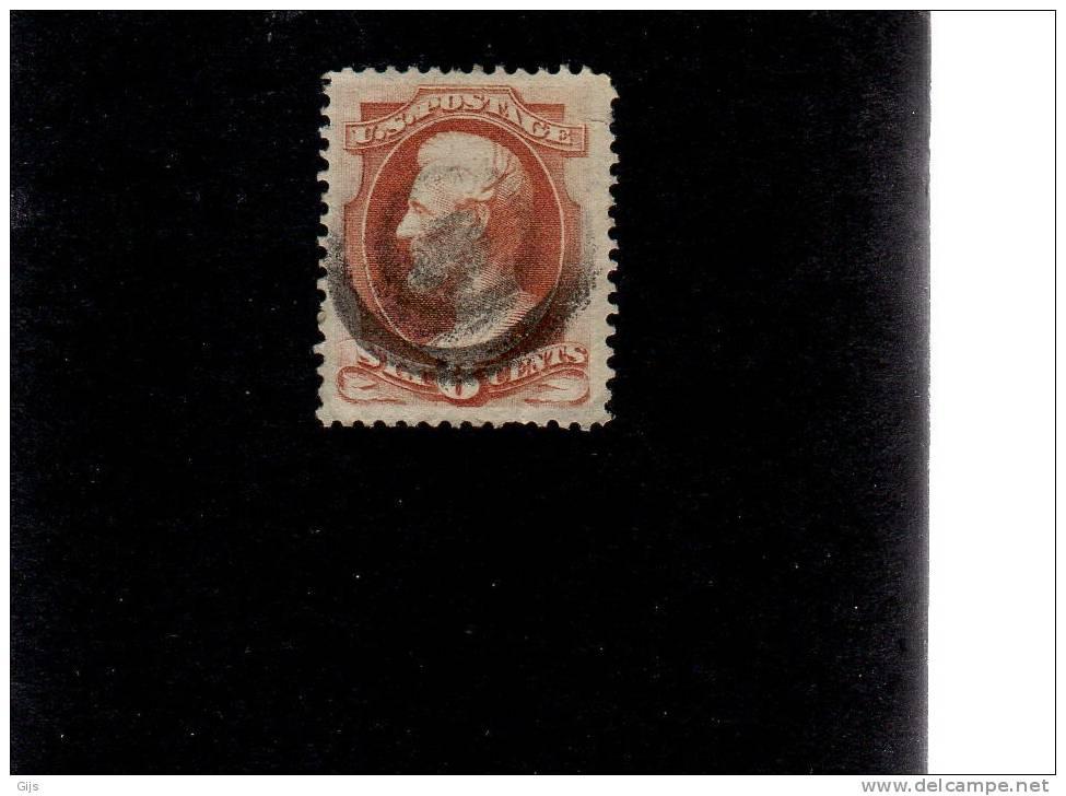 USA 2044 Michel 39 II - 1847-99 Emisiones Generales