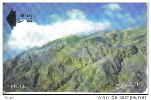 Oman-j.p.t Card-(number 33)-used Card+1card Prepiad Free - Oman