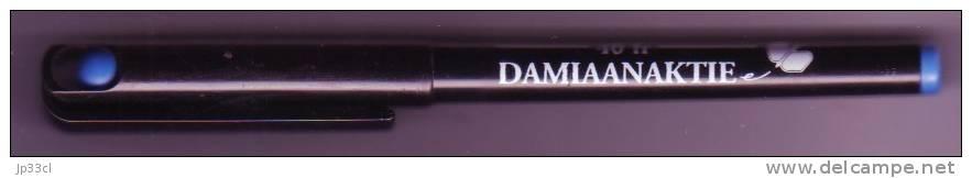 Lèpre, Lépreux - Ancien Stylo Bille Publicitaire Fondation Damien - Damiaanaktie - Stylos
