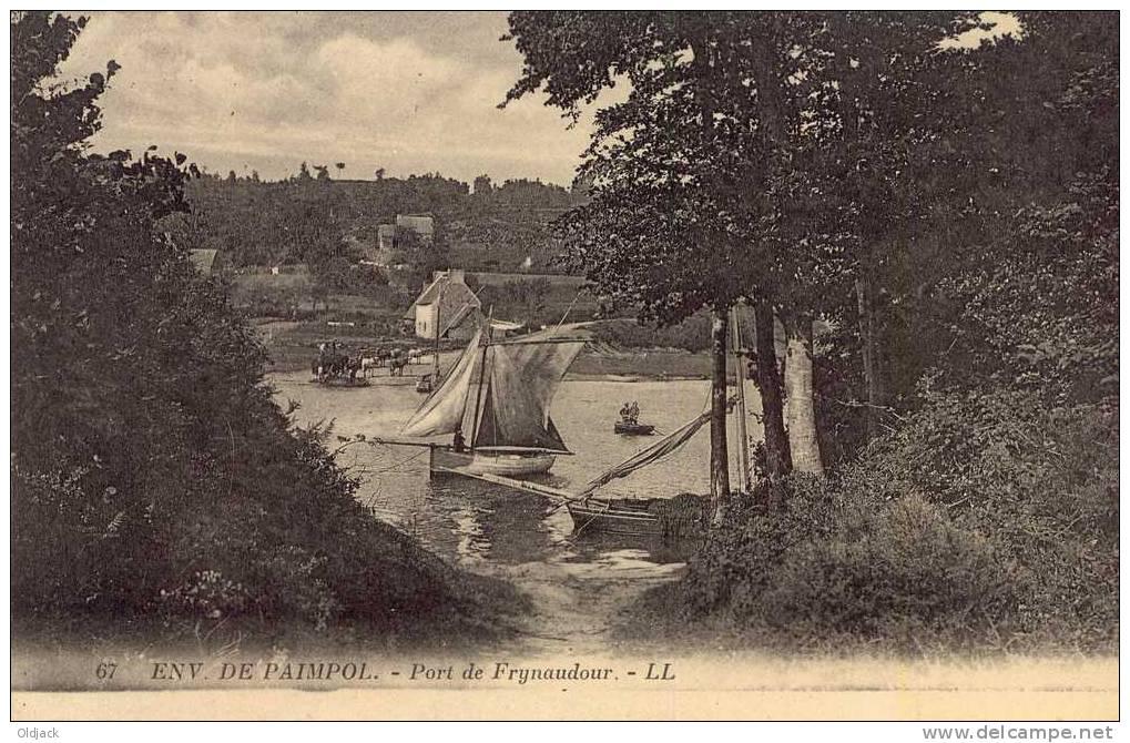 Environs De Paimpol - Port De Frynaudour - Paimpol