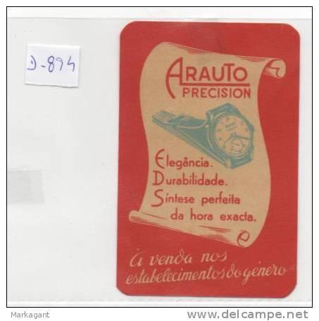 Arauto Precision - 1955 - Caixa # 9 - Calendriers
