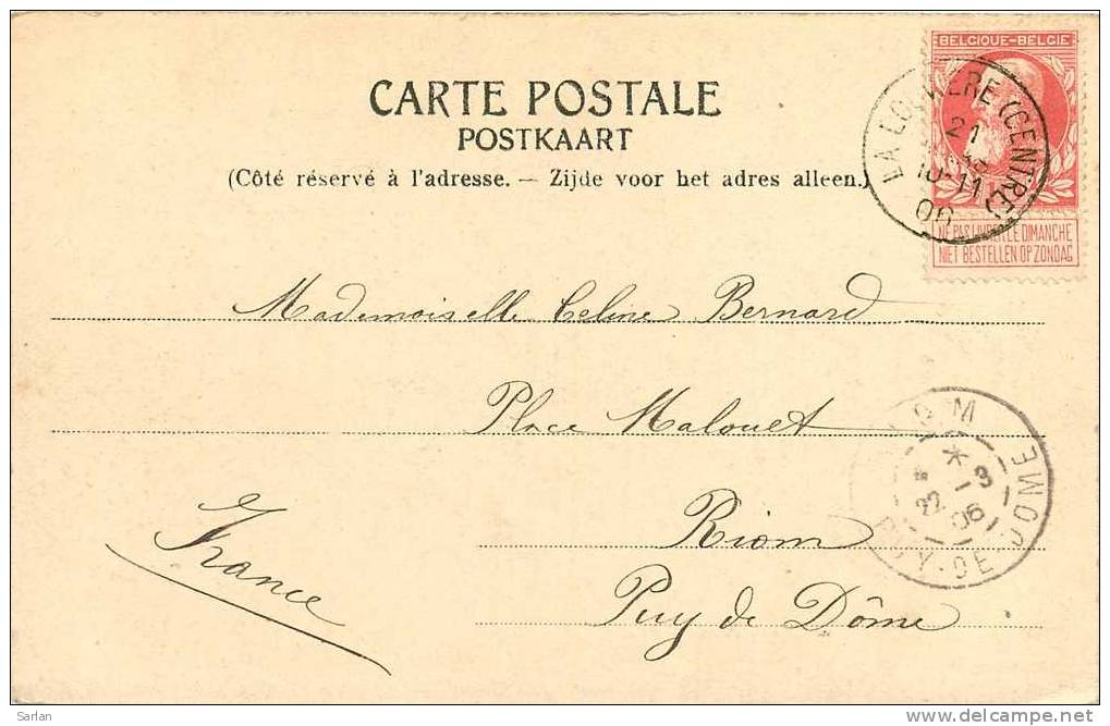 Belgique , MORLANWEILZ-MARIEMONT , Le Chateau , *10161 - Morlanwelz