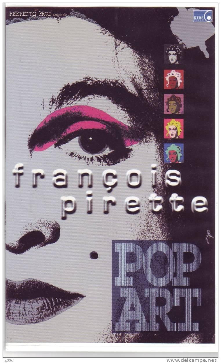 François Pirette - Pop Art (2001) - Comedy