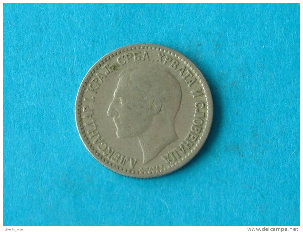 1925 - 50 HAPA / KM 4 ( For Grade, Please See Photo ) !! - Joegoslavië