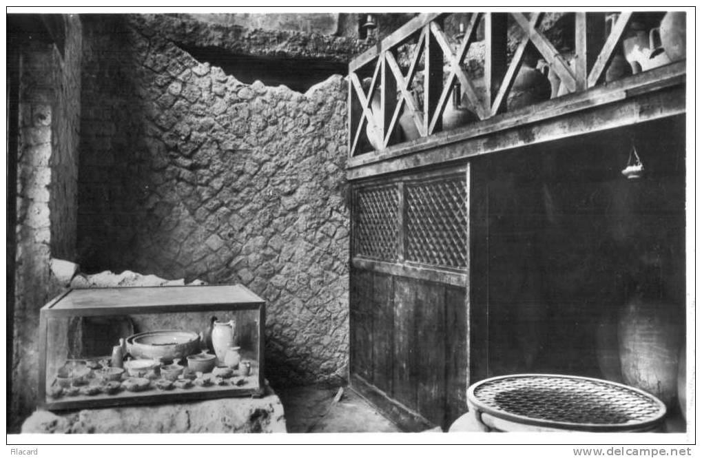 15546   Italia,   Ercolano,  Taberna  Vinaria  Sul  IIIo  Cardine,  NV - Ercolano