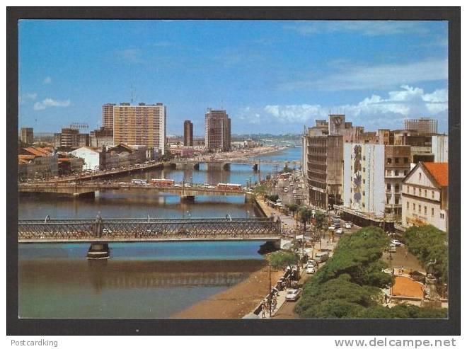 RECIFE (Brazil) - Pernambuco - Vista Parcial Com Rio Capibaribe - Recife