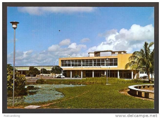 RECIFE (Brazil) - Pernambuco - Edificio Do Aeroporto De Guararapes - Airport Airplane - Recife