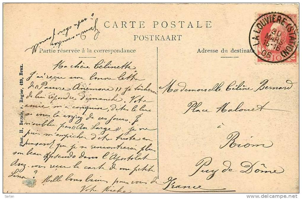 Belgique , MORLANWEILZ-MARIEMONT , Le Chateau , Facade , *10192 - Morlanwelz