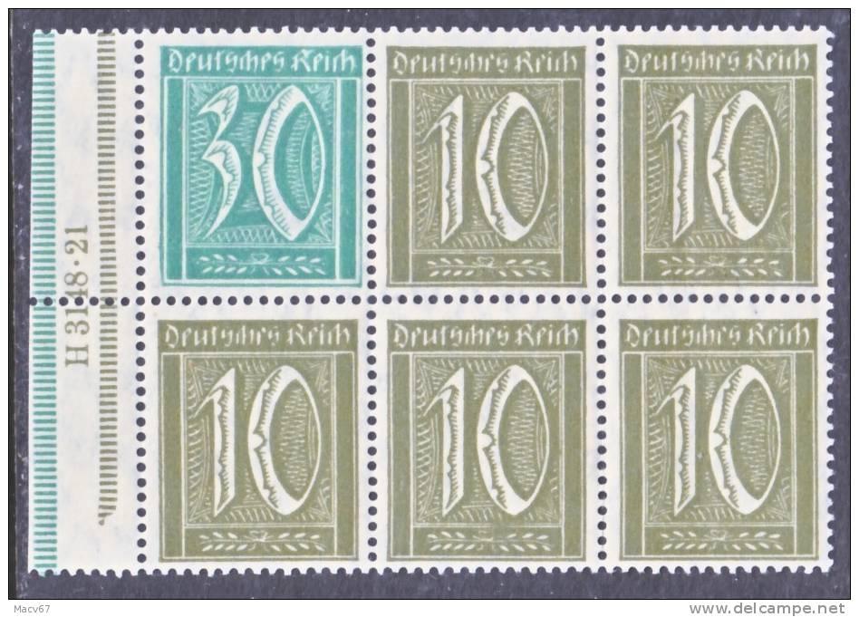 Germany  HB 36  * - Alemania