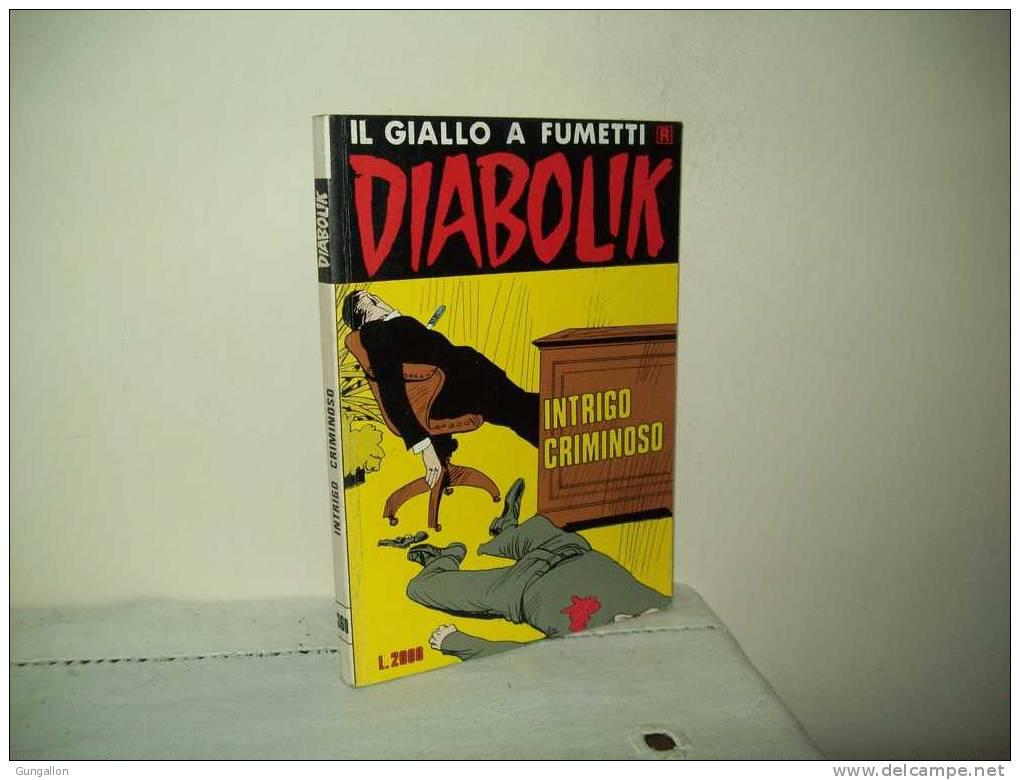 Diabolik (Astorina 1993) N. 360 - Diabolik